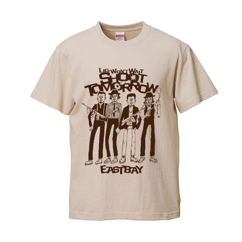 明日に向かって撃て! Tシャツ / ベージュの写真